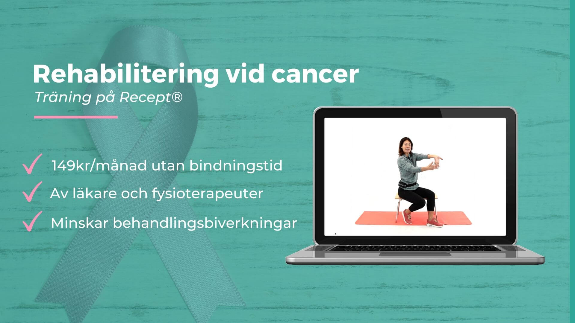 Rehabilitering vid cancer